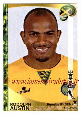 Panini Copa America Centenario USA 2016 Stickers - N° 269 - Rodoloph AUSTIN (Jamaïque)