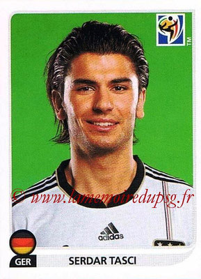 2010 - Panini FIFA World Cup South Africa Stickers - N° 265 - Serdar TASCI (Allemagne)