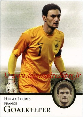 2013 - Futera World Football Unique - N° 004 - Hugo LLORIS (France) (Goalkeeper)