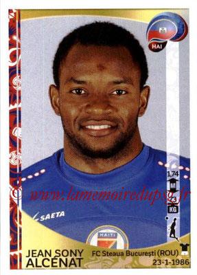 Panini Copa America Centenario USA 2016 Stickers - N° 164 - Jean Sony ALCENAT (Haiti)