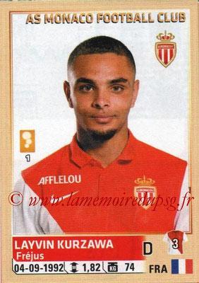 N° 275 - Layvin KURZAWA (2014-15, Monaco > 2015-??, PSG)