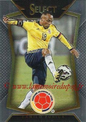 2015 - Panini Select Soccer - N° 078 - Camilo ZUNIGA (Colombie)
