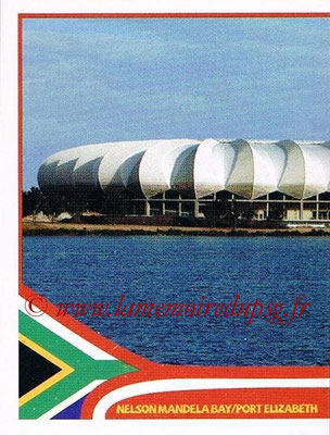 2010 - Panini FIFA World Cup South Africa Stickers - N° 016