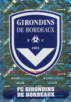 2018-19 - Panini Ligue 1 Stickers - N° 051 - Ecusson Bordeaux