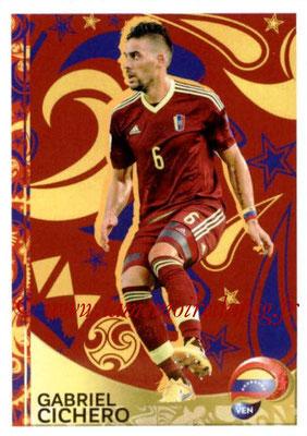 Panini Copa America Centenario USA 2016 Stickers - N° 433 - Gabriel CICHERO (Venezuela) (En action)