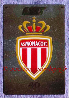 2015-16 - Panini Ligue 1 Stickers - N° 241 - Ecusson AS Monaco