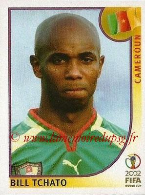 2002 - Panini FIFA World Cup Stickers - N° 373 - Bill TCHATO (Cameroun)
