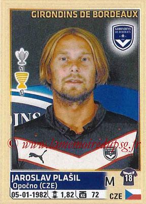 2014-15 - Panini Ligue 1 Stickers - N° 041 - Jaroslav PLASIL (Girondins de Bordeaux)