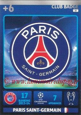 N° 022 - Logo PSG