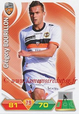 N° 098 - Grégory BOURILLON (2007-10, PSG > 2012-13, Lorient)