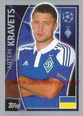 2015-16 - Topps UEFA Champions League Stickers - N° 490 - Artem KRAVETS (FC Dynamo Kiev)