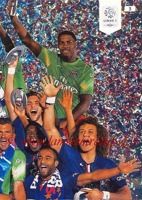 N° 003 - Champion de France 2014-15