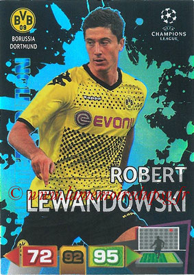 2011-12 - Panini Champions League Cards - N° LE18 - Robert LEWANDOWSKI (Borussia Dortmund) (Limited Edition)