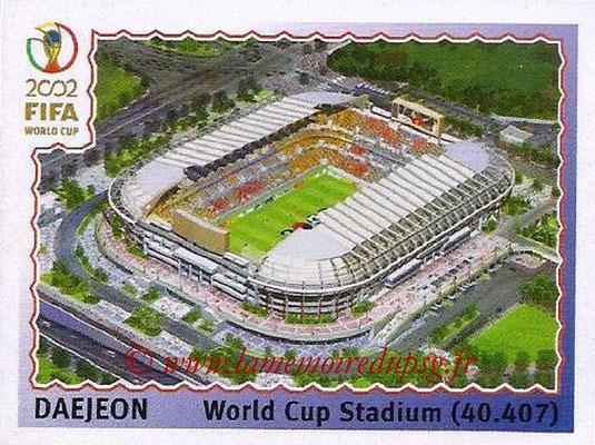 2002 - Panini FIFA World Cup Stickers - N° 008 - Stade Daejeon (World Cup Stadium).JPG