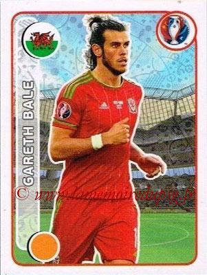 Panini Euro 2016 Stickers - N° 201 - Gareth BALE (Pays de Galles)