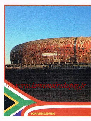 2010 - Panini FIFA World Cup South Africa Stickers - N° 012