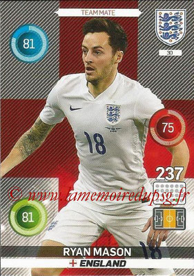 Panini England 2016 Adrenalyn XL - N° 030