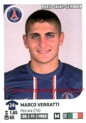 2012-13 - Panini N° 307 - Marco VERRATI