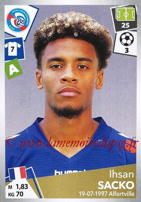 2017-18 - Panini Ligue 1 Stickers - N° 461 - Ihsan SACKO (Strasbourg)