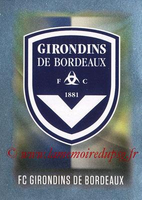 2016-17 - Panini Ligue 1 Stickers - N° 087 - Ecusson Bordeaux
