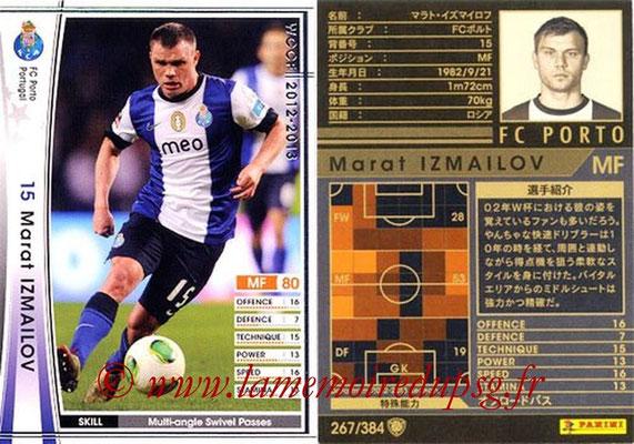 2012-13 - WCCF - N° 267 - Marat IZMAILOV (FC Porto)