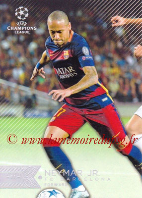 2015-16 - Topps UEFA Champions League Showcase Soccer - N° 111 - NEYMAR JR. (FC Barcelone)