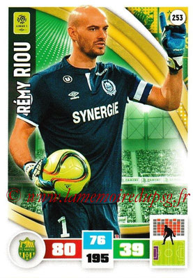2016-17 - Panini Adrenalyn XL Ligue 1 - N° 253 - Rémy RIOU (Nantes)