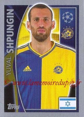 2015-16 - Topps UEFA Champions League Stickers - N° 496 - Yuval SHPUNGIN (Maccabi Tel-Aviv FC)