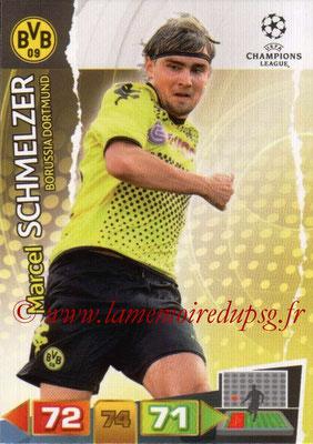 2011-12 - Panini Champions League Cards - N° 071 - Marcel SCHMELZER (Borussia Dortmund)
