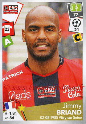 2017-18 - Panini Ligue 1 Stickers - N° 148 - Jimmy BRIAND (Guingamp)