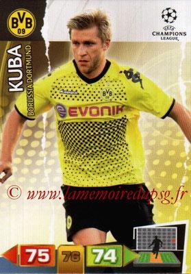 2011-12 - Panini Champions League Cards - N° 073 - KUBA (Borussia Dortmund)