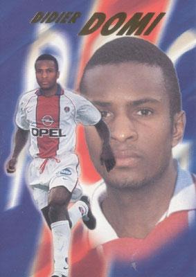 N° 031 - Didier DOMI (Recto)