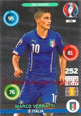N° 180 - Marco VERRATTI (2012-??, PSG > 2016, Italie) (Top Joueur)