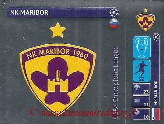 2014-15 - Panini Champions League N° 032 - Logo NK Maribor