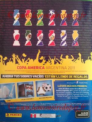 Panini Copa América Argentina 2011 - Pages 50 - Dos Album