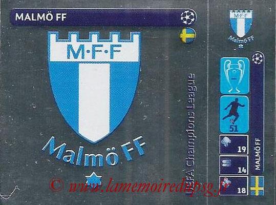 2014-15 - Panini Champions League N° 008 - Logo Malmo FF