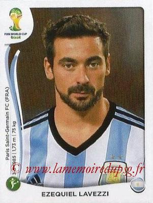 N° 426 - Ezequiel LAVEZZI (2012-??, PSG > 2014, Argentine)