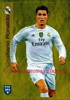 2015-16 - Panini FIFA 365 Stickers - N° 389 - Cristiano RONALDO (Real Madrid CF)
