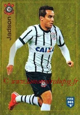2015-16 - Panini FIFA 365 Stickers - N° 179 - JADSON  (SC Corinthians)