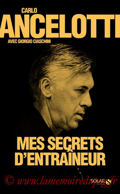 2015-10-15 - Mes secrets d'entraîneur (Solar, 349 pages)