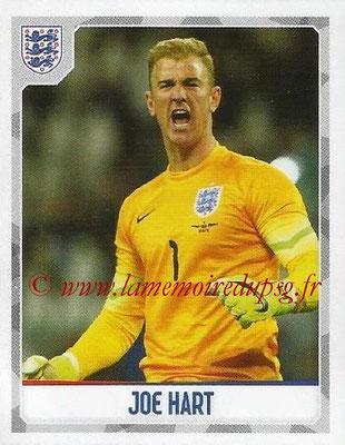 Panini England 2016 - N° 004