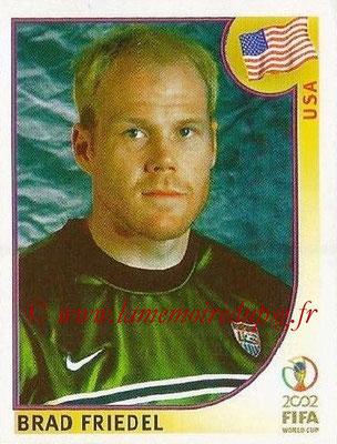2002 - Panini FIFA World Cup Stickers - N° 279 - Brad FRIEDEL (Etats-Unis)
