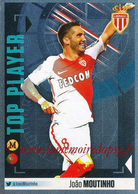 2016-17 - Panini Ligue 1 Stickers - N° 506 - João MOUTINHO (Monaco) (Top Player)