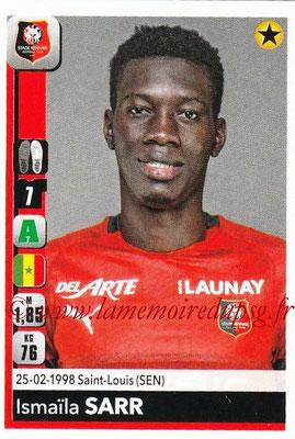 2018-19 - Panini Ligue 1 Stickers - N° 420 - Ismaïla SARR (Rennes)