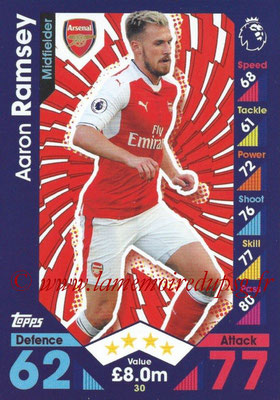 2016-17 - Topps Match Attax Premier League - N° 030