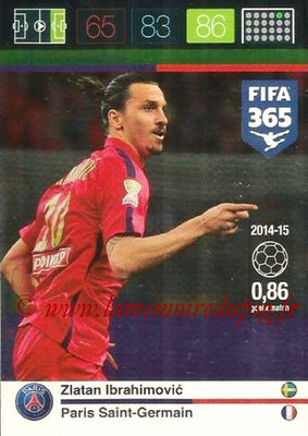 N° 214 - Zlatan IBRAHIMOVIC (Goal Machine)