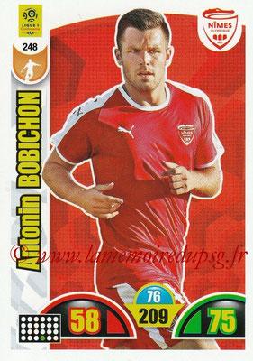 2018-19 - Panini Adrenalyn XL Ligue 1 - N° 248 - Antonin BOBICHON (Nîmes)