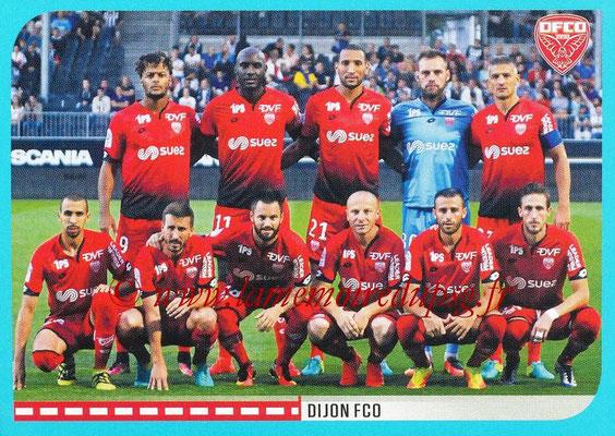 2016-17 - Panini Ligue 1 Stickers - N° 172 - Equipe Dijon