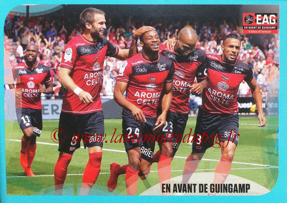 2016-17 - Panini Ligue 1 Stickers - N° 215 - Joie Guingamp