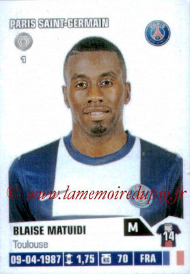 N° 326 - Blaise MATUIDI